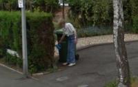 Британка увидела свою умершую мать на снимках Google Earth