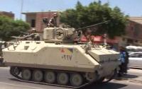 Спустя десятилетия: египетские войска вторглись на Синай