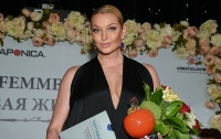 Волочкова подарила себе на 40-летие театр
