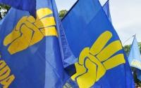 В 223 округе Свобода срывает выборы, - политолог