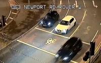 Девушка устроила автопогоню, убив любовницу парня (видео)