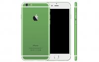 Apple презентовала iPhone в корпусе зеленого цвета
