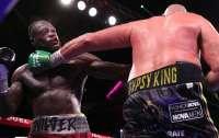 Тайсон Фьюри нокаутировал Уайлдера и защитил титул чемпиона по версии WBC (фото, видео)