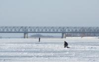 Зимняя рыбалка на Днепре закончилась смертью