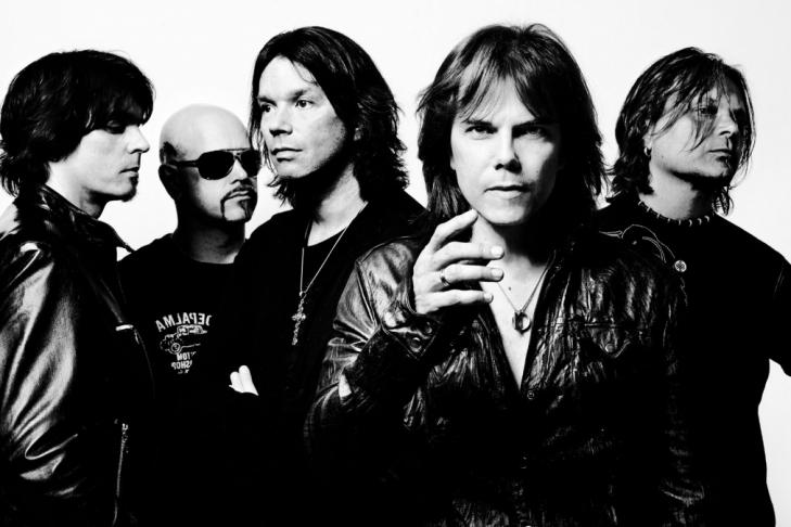 Рок-группа Europe отменила концерт вКиеве из-за конфликта сорганизаторами