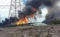 В Таиланде произошел взрыв на газопроводе, есть жертвы