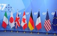 Лидеры G7 пригрозили России новыми санкциями