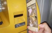 Лучший способ защититься от банкоматов-мошенников - рука