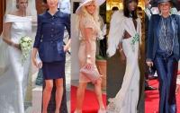 Лучшие наряды со свадьбы принца Монако (ФОТО)