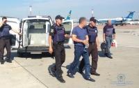 В Украине поймали доверенное лицо азербайджанского