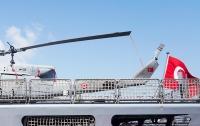 Турция начала создание военно-морской базы на Черном море