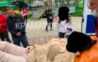 В Краматорске на аттракционе произошел жуткий несчастный случай (видео)