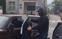 В Закарпатской области замглаву полиции поймали на взятке