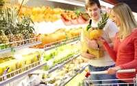 Цены на продукты сильно подскочили вверх с начала года