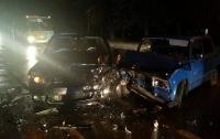 Во Львове пьяный водитель ВАЗ спровоцировал серьезное ДТП
