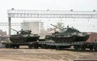 Генштаб ВСУ: РФ содержит вдоль границы Украины, в ОРДЛО и АР Крым более 80 тыс. военных