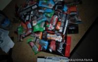 Студент украл в столичном супермаркете энергетические батончики