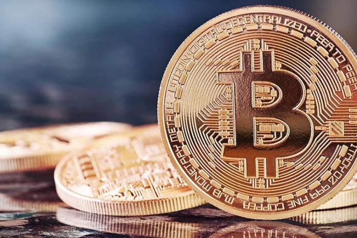 Исторический рекорд: курс биткоина вырос на25% занеделю