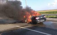 Авария под Киевом: водитель погиб при обгоне грузовика