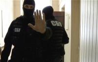 Сотрудники СБУ проводят обыски на