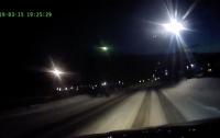 Огромный голубой метеорит замечен в небе над Флоридой (видео)
