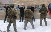СБУ обнаружила крохотный ИГИЛ на Киевщине (видео)