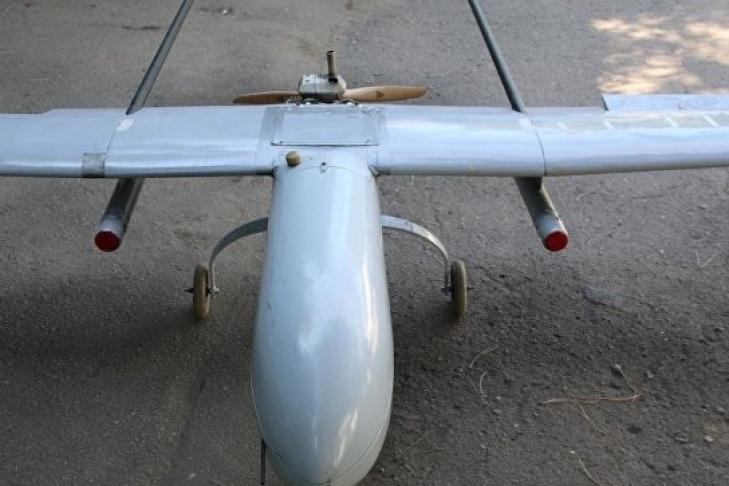 «Укроборонпром» презентовал отечественный беспилотник