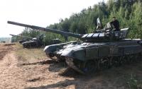 Россия стягивает танки к украинской границе