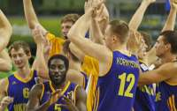 Украинские баскетболисты одержали волевую победу на