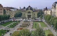 В Черновцах уже официально наступила весна