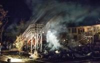 В Одессе нашли остатки сгоревших в прошлом году детей