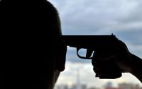 В художественной галерее в Киеве застрелился мужчина (видео)