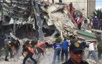 Жертвами землетрясения в Мексике стали 139 человек
