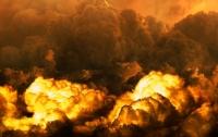 На территории военных складов прогремели взрывы