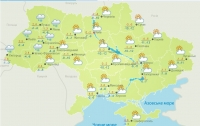 До плюс 6 тепла в Криму. Синоптики зробили прогноз  погоди на понеділок