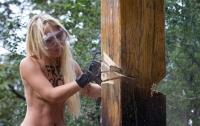 Милиция ведет облаву на активисток движения FEMEN