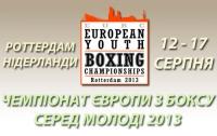 Чемпионат Европы среди молодежи: первые победы украинских боксеров