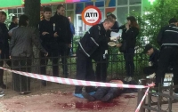 На Соломенке в Киеве зарезали мужчину