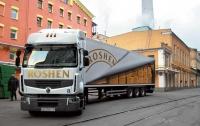 Конфеты Roshen попали под запрет в ЕС