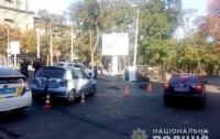 Водитель убегал от патрульных, что привело к ДТП с маршруткой