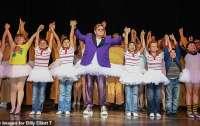 Элтон Джон вышел на сцену в балетной пачке