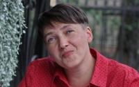 Подозреваемая в терроризме Савченко оказалась на операционном столе