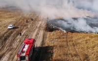 В Харьковской области начали взрываться боеприпасы