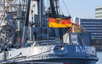 Корабли НАТО вошли в Балтийское море