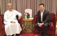 Пристайко не смог ответить на вопрос о президенте и Омане