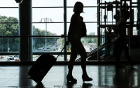 Лайнер японской авиакомпании загорелся на взлете в токийском аэропорту