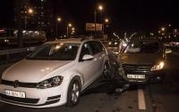 Тройное ДТП в Киеве: пострадала 4-летняя девочка
