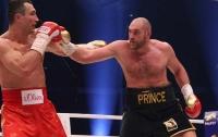 Британский боксер Фьюри хочет провести бой с Виталием Кличко