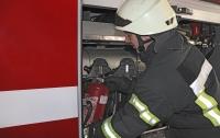В Киеве при тушении пожара обнаружили тело мужчины