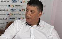 Избран новый президент Федерации волейбола Украины